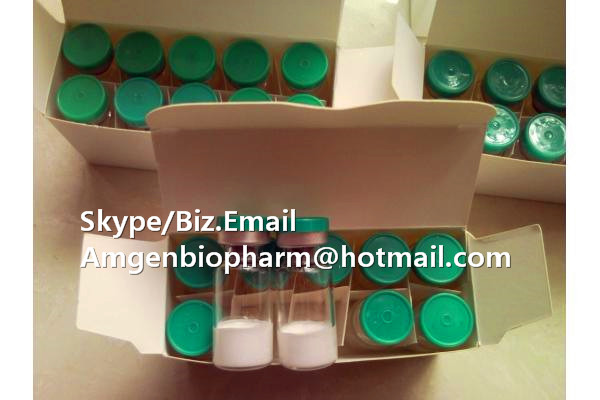Legal rHGH 191aa Somatropin Recombinant Human Growth Hormone Blue tops
