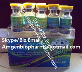 China Original Angtropin 191aa Recombinant Somatropin Human Growth Hormone Rhgh supplier