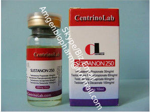 China Oil Based Testosterone Blend Sustanon 250 Injectable Anabolic Steroids supplier