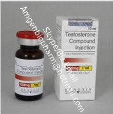 China Sustanon 250 Testosterone Muscle Gain Steroid Tablets For Hypopituitarism supplier