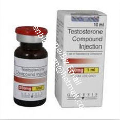 China Sustanon 250 Muscle Gain Steroid Tablets , testosterone muscle building supplements supplier