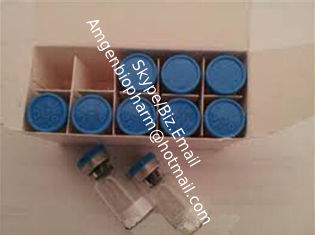 China No Side Effect Peptide Hormones Bodybuilding , White Powder GHRP-6 muscle gains supplier