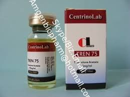 China Tren 75mg Injection Steroid bodybuilding trenbolone acetate injection  supplier