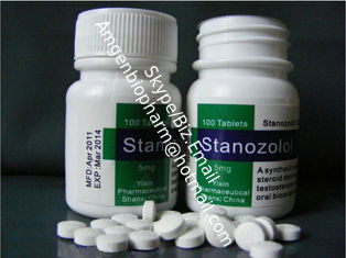 China Stanozolol 10mg / Tabs Legal Anabolic Steroids Tablet With GMP Certification supplier