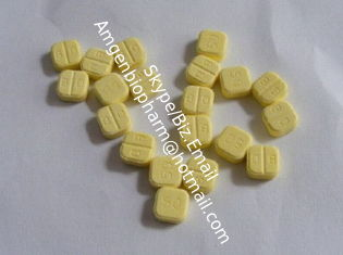 China Proviron / Mesterolone Anabolic Androgenic Muscle Gain Steroid Tablets supplier