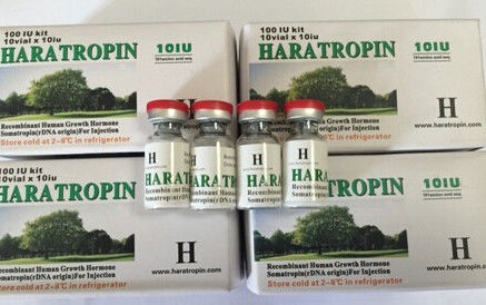Injury healing Hygetropin Human growth hormone , 10iu / vial Fat loss HGH