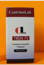 China TREN 75 Injectable Anabolic Steroids for Men / Women Bodybuilding factory