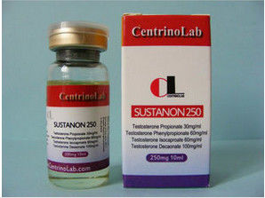 China Oil Based Testosterone Blend Sustanon 250 Injectable Anabolic Steroids distributor